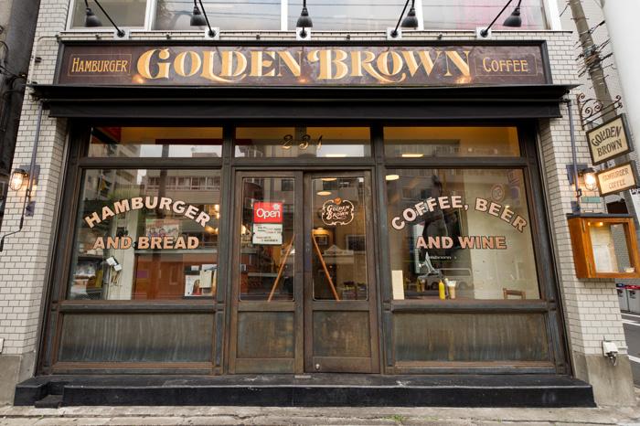 GOLDEN BROWN>